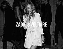 Zadig & Voltaire UI/UX