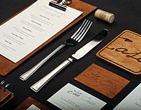 The Case Restaurant Rebrand