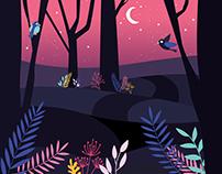 Colors Illustrations