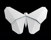 Campagne publicitaire Origami - Orange
