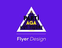 Party // Flyer Design