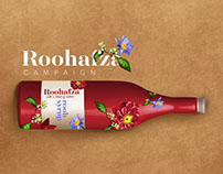 Roohafza Syrup - Packaging