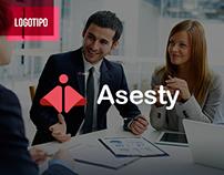 Asesty - Branding