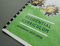 Residential Curriculum Guidebook | 2017-2018