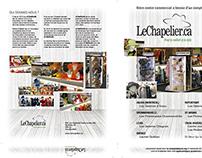 Pochette corporative, Le Chapelier
