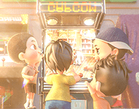 Arcade game/街机厅
