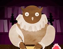 Animated Owl Gif