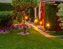 How to Choose the Right Landscape Lighting