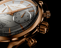 Carl F. Bucherer / Manero Flyback