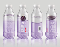 Nongfu Spring flavoured water