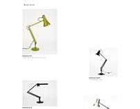 product design website