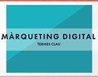 Relat visual 'Màrqueting digital'