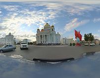 Саранск в 360° VR