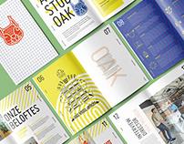 Oak Studio - Brochure