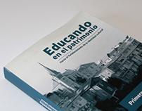 Book · Libro escolar sobre patrimonio chileno