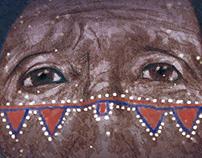 Móvil cósmico (lengua materna seri - comcáac)