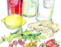 for Punschmeister lemonade bar