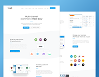 Home Page for Veeqo