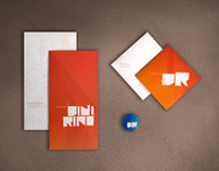 DINI + RINO WEDDING INVITATION