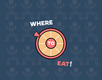 Where to eat app