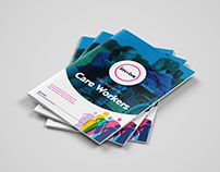 Project Involve - Care Workers Brochure
