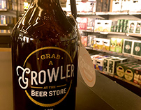 The Beer Store Growlers