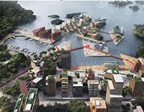 Europan 14-Laajasalo -Helsinki-Masterplan