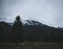 Ammergau Alps