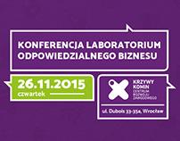 Konferencja Laboratorium Odpowiedzialnego Biznesu 2015