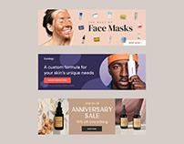 Banner & Social Media Ads