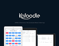 Kafoodle - Electronic Personalised Meal Ordering