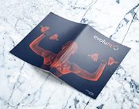 「 Evolufit 」 Logo & Branding