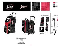 Track Bag Designs
