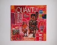 Painting – QUANTU