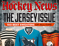 Hockey News Jersey Ranking #95