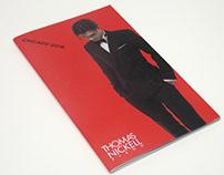 Thomas Nickell Chicago concert program 2018