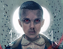 ELEVEN. STRANGER THINGS