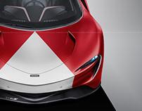 McLaren Speedtail Marlboro