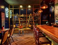 Studio Arkitekter // Veritas Wine Bar