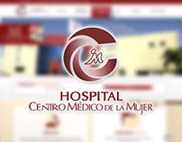 Hospital de la Mujer / Web