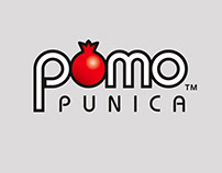 Pomo Punica - Logo Design