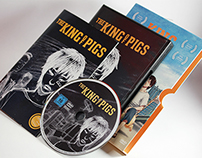 King of Pigs - DVD Packaging