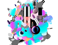 Catrice Cosmetics collages and gifs