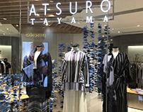 Sidefame .ATSURO TAYAMA Spring Summer 2018
