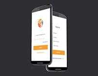 Mobile Mockup Screens