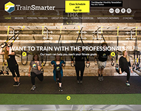 TrainSmarter Website