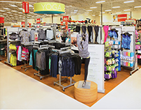 Sports Authority - In Store Graphics