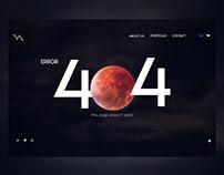 Portfolio Eroor404 UI/UX Design