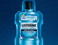 Listerine . Tartar Control