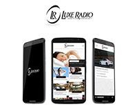 Luxe Radio Mobile App